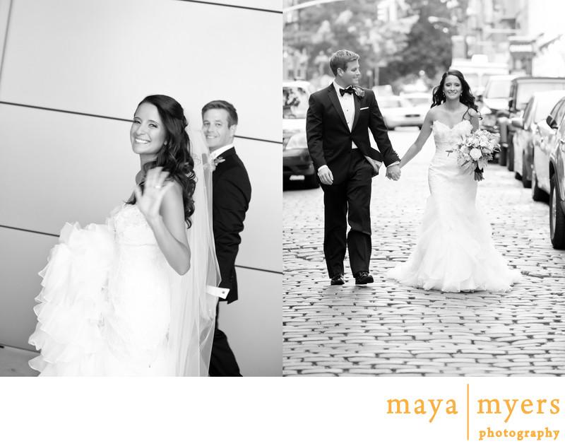 Weddings Soho Cobble Street Photographer