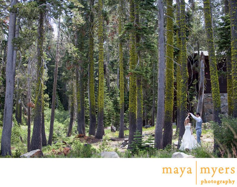 Wedding Photographer in Lake Tahoe