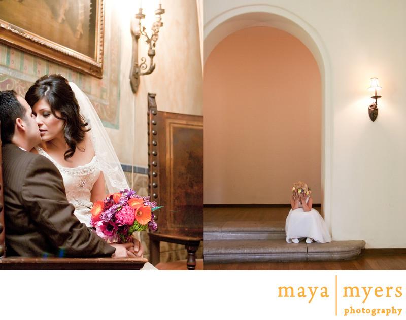 Hotel Figueroa Wedding Photographer