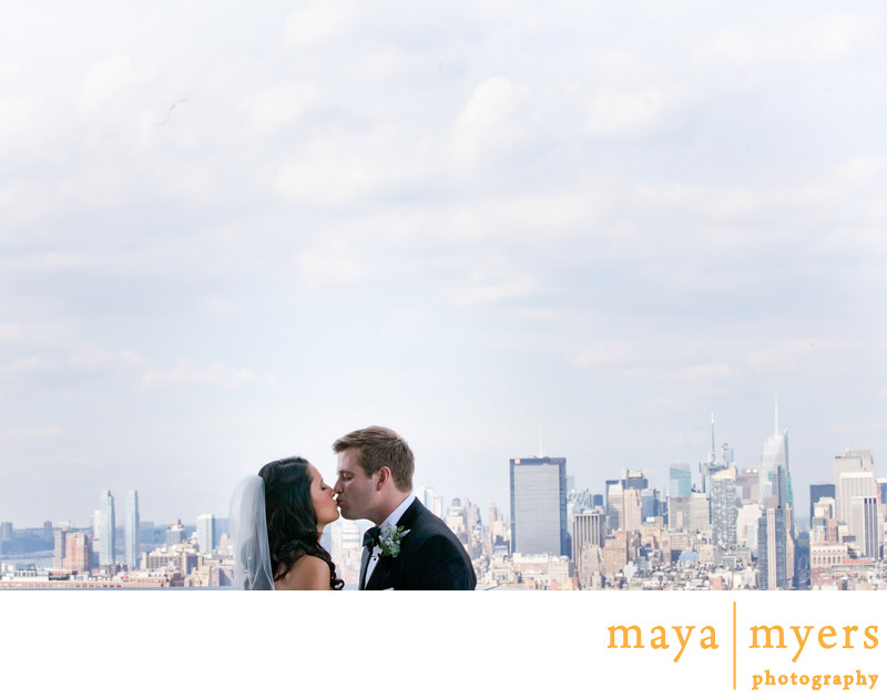 Trump Soho New York Wedding Photographer