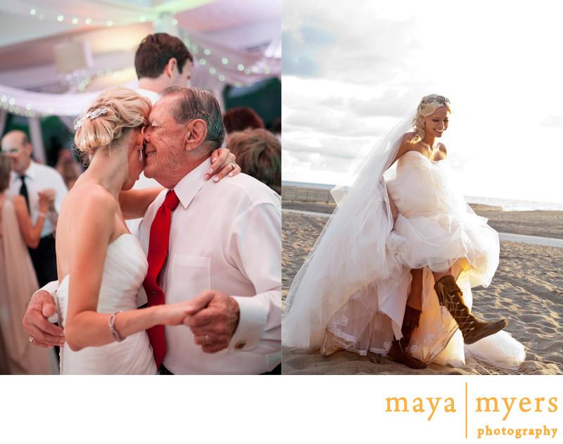 Emotional Wedding Photographer Los Angeles