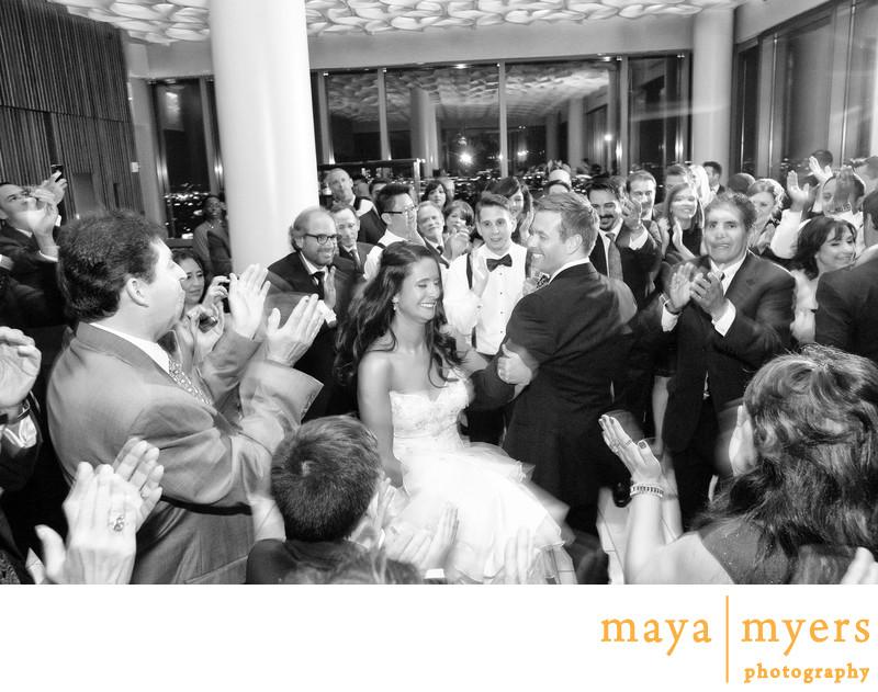 Jewish Wedding Recptions Trump Soho
