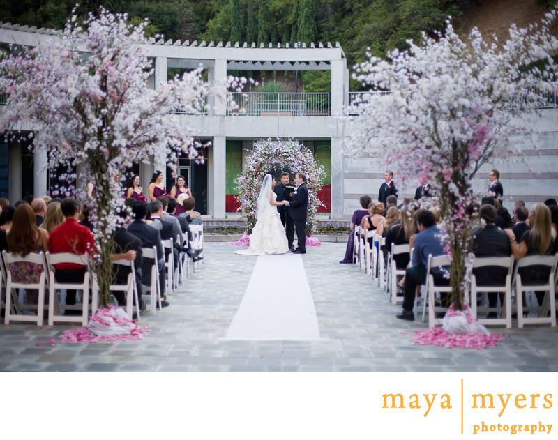 Skirball Wedding Photographer