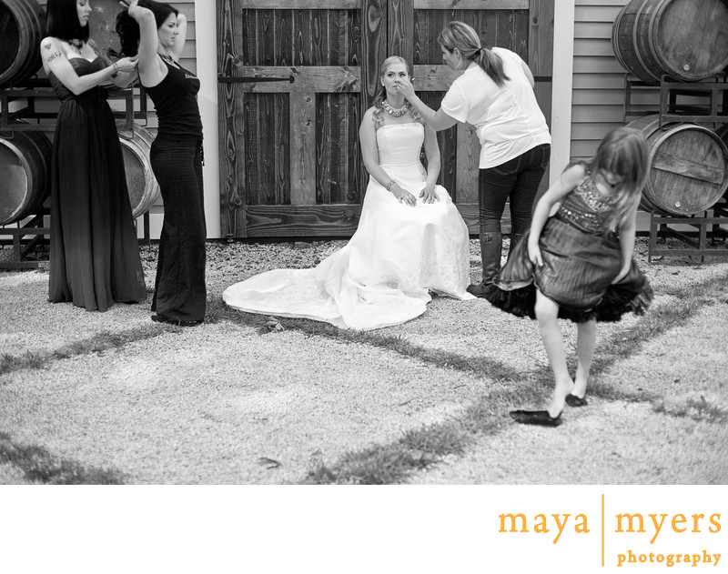 Documentary Wedding Photographer Los Angeles