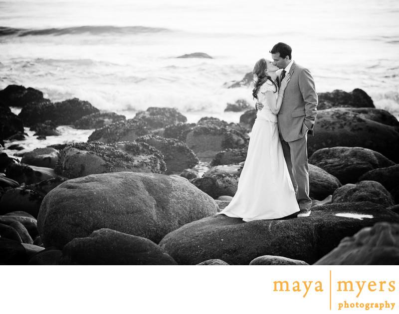 Wedding Photographer El Capitan Canyon Beach