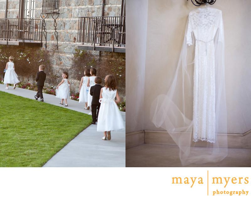 Bel-Air Bay Club Wedding Photographer