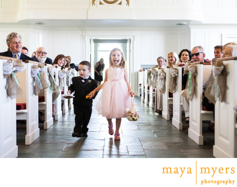 Millbrook School Chapel Weddings Photographer