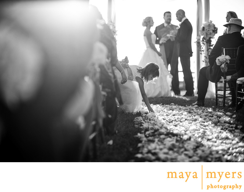 Bacara Santa Barbara Wedding Photographer
