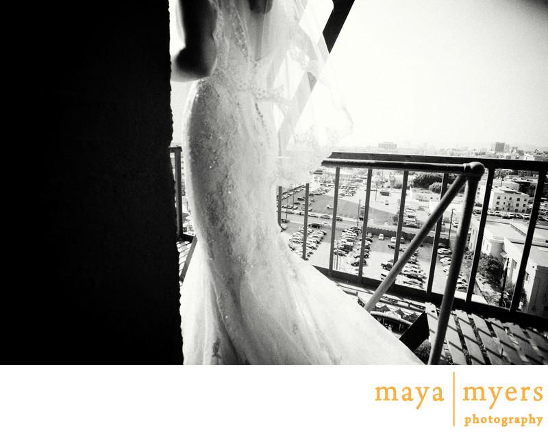 Hotel Figueroa Wedding Photographers