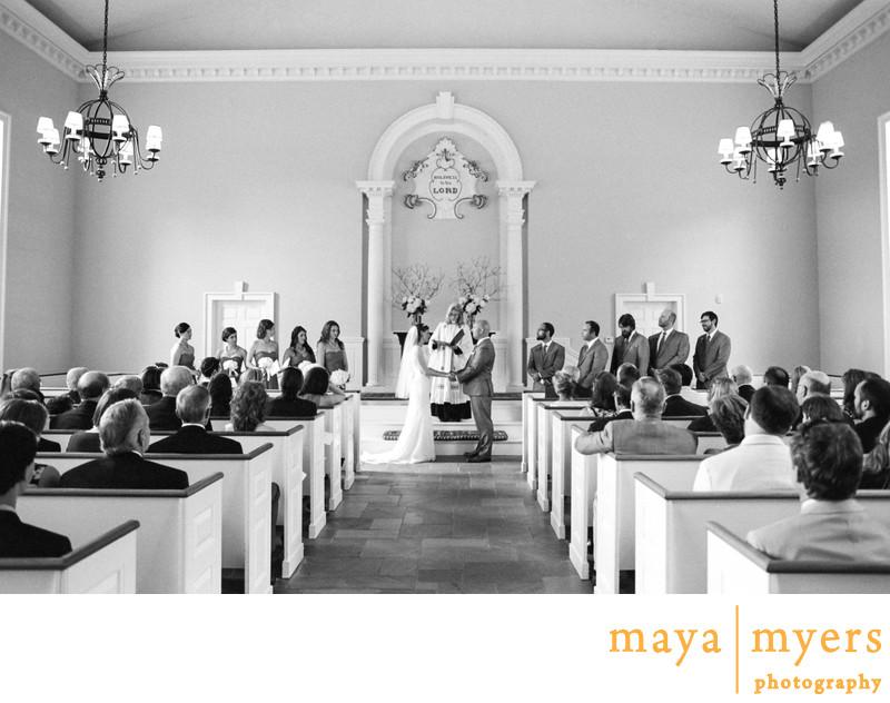 Weddings at Millbrook School