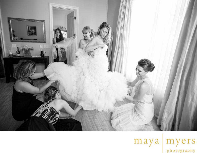 Published Wedding Photographers Los Angeles