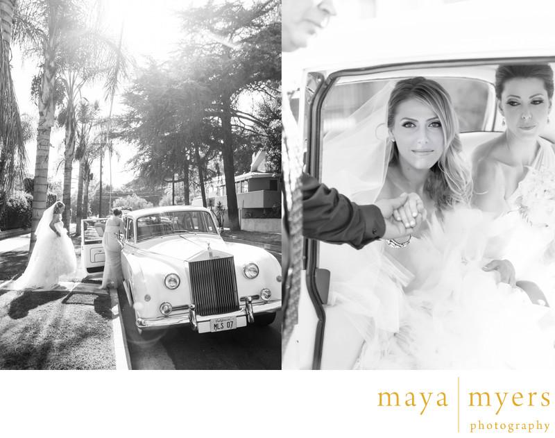 Elegant Wedding Photography Los Angeles