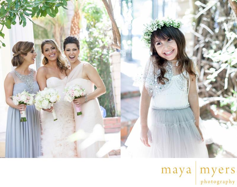 Elegant Wedding Photographer Los Angeles
