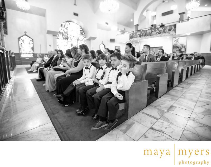 St Garabed Armenian Church Wedding
