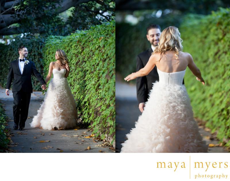 Wedding Portraits Griffith Park