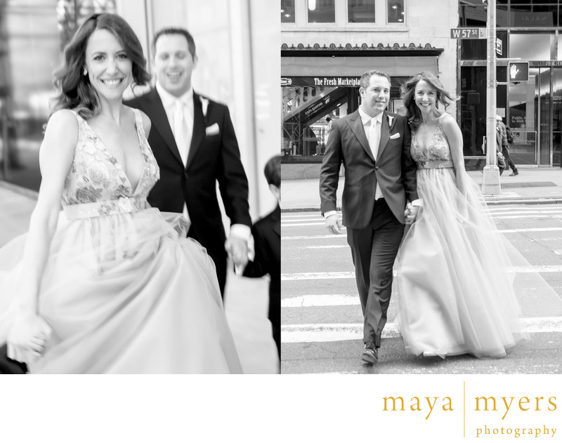 Manhattan Wedding Photographer