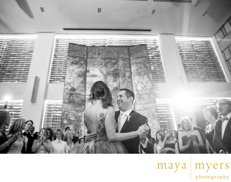 Park Hyatt New York Wedding reception photos