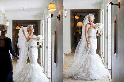 Vera Wang Wedding Dress Santa Monica
