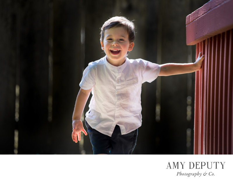 Children's Portrait Photographer in Baltimore Maryland