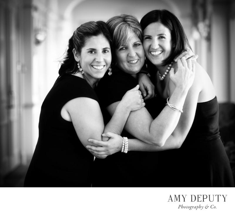 Black & White Portrait Photography in Baltimore