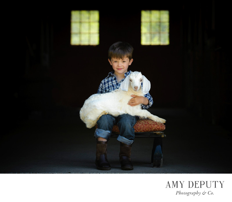 Best Maryland Children's Portrait Photographer