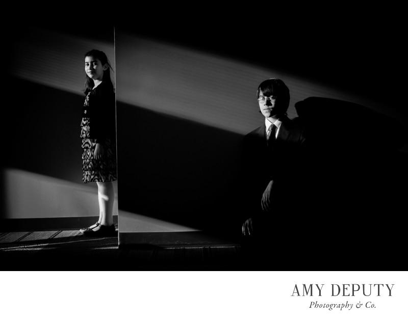 Black & White Portraits in Baltimore
