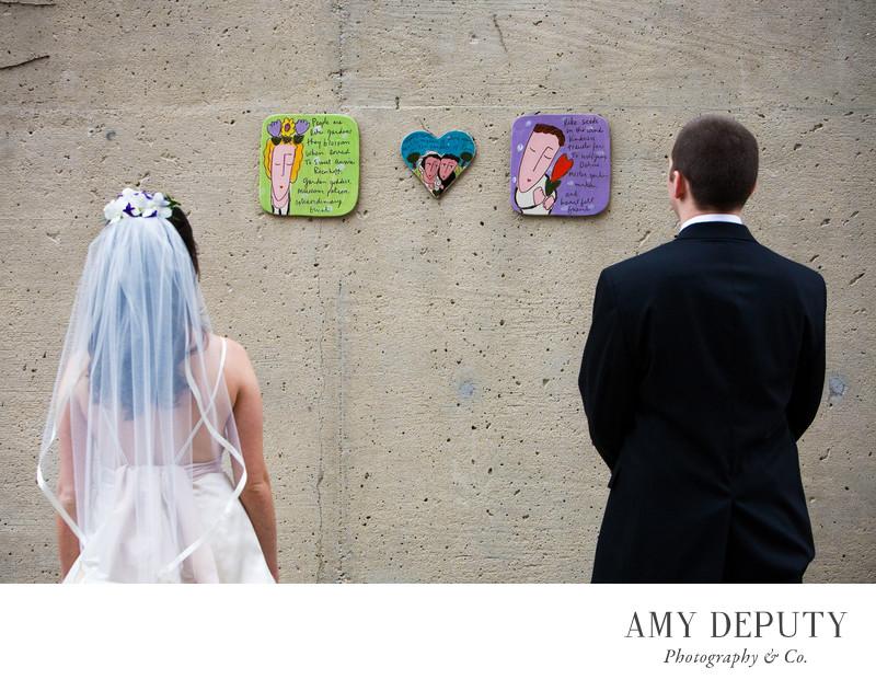 AVAM American Visionary Art Museum Wedding Photography
