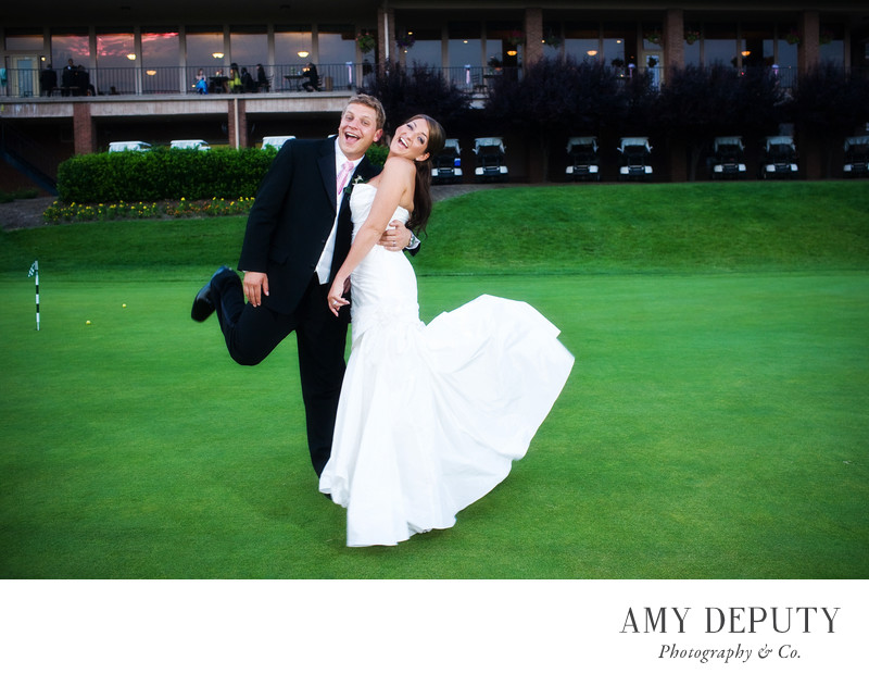 Hunt Valley Country Club Wedding Photography