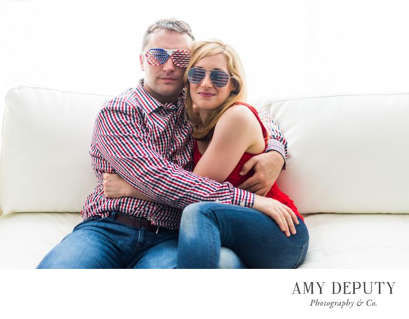 Best Maryland DC Engagement Photographer