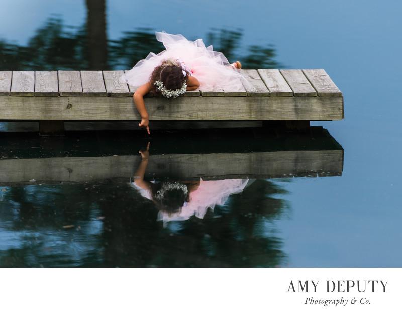 Pond View Farm Maryland Wedding Photographer