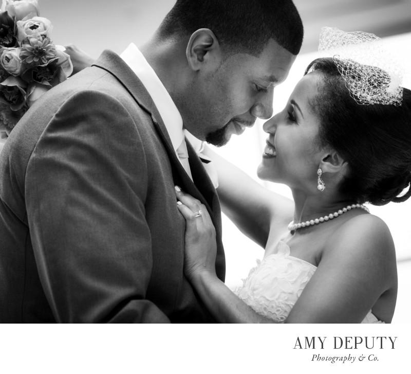 Newton White Mansion Wedding Photos