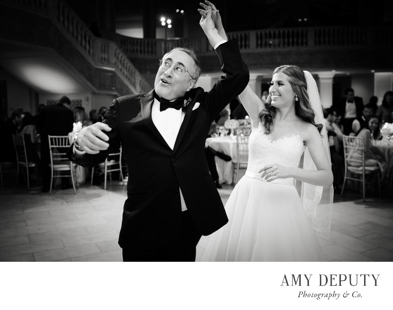 National Museum of Women in the Arts Wedding Photography