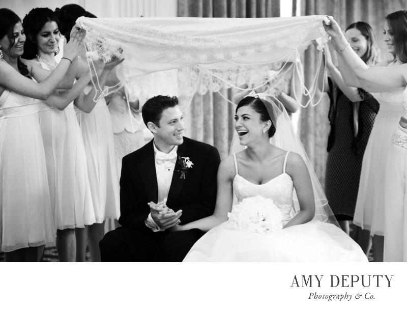 Wedding Ceremony at Omni Shoreham in Washington DC