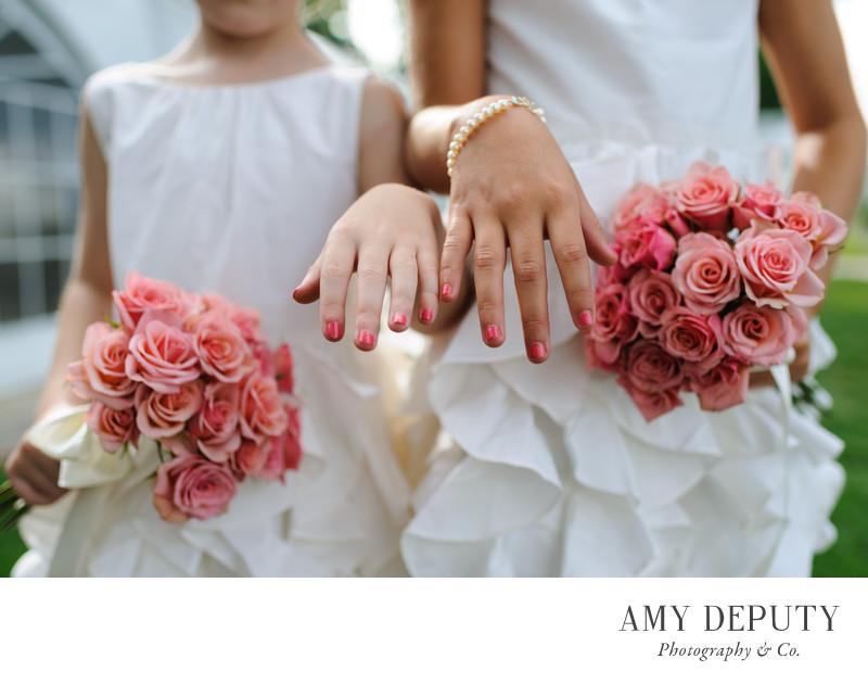 Baltimore Wedding & Reception at Grey Rock Mansion
