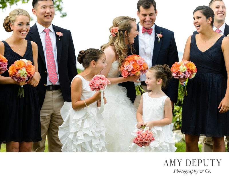 Celebrations at the Bay Wedding Photographer