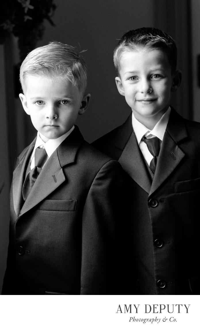 Black and White Children Photography Baltimore DC & VA