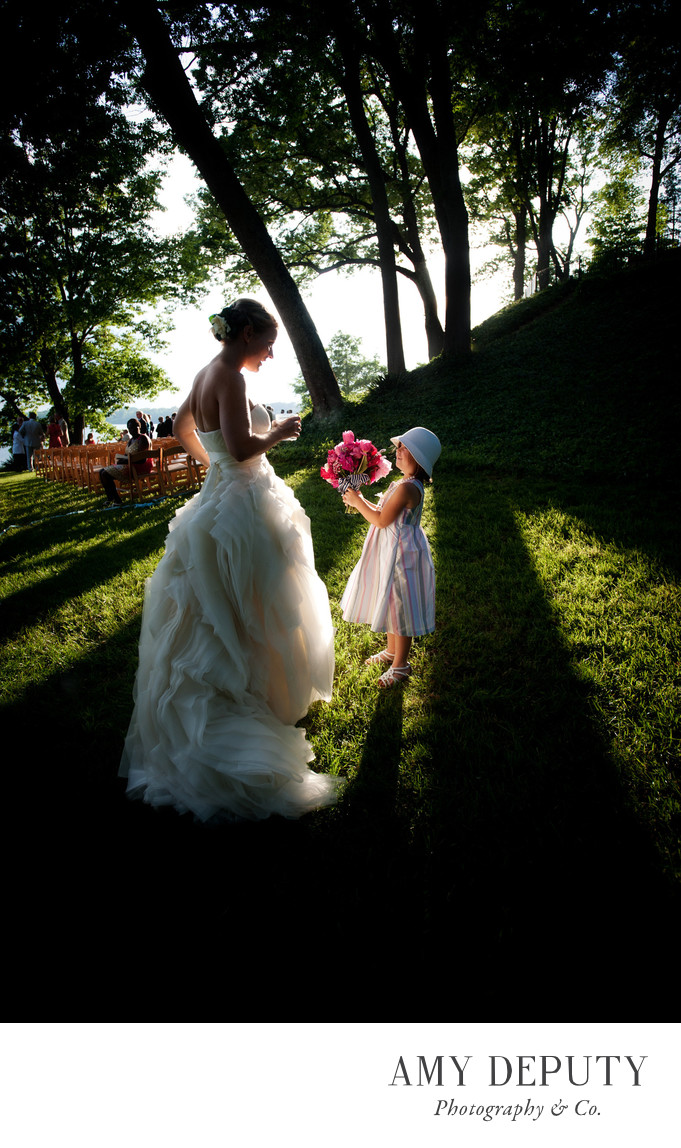 Outdoor Wedding Photography in Maryland