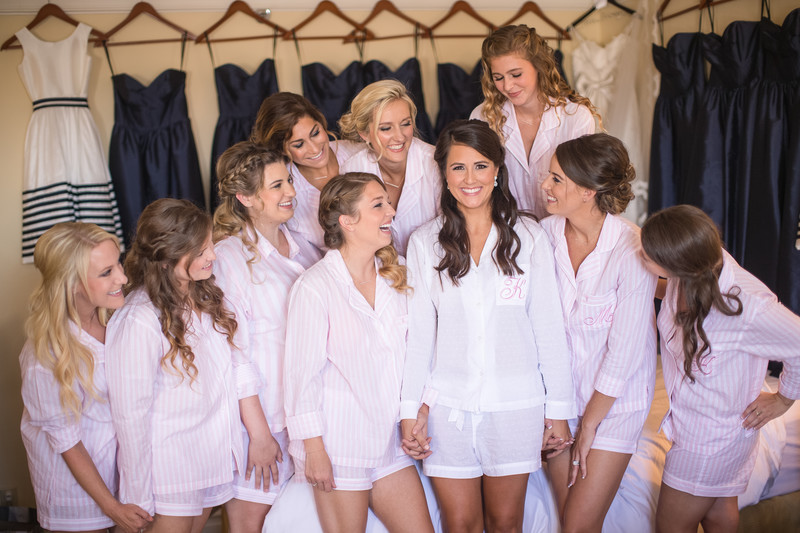 Bridal Party Photography at Ritz-Carlton Marina del Rey