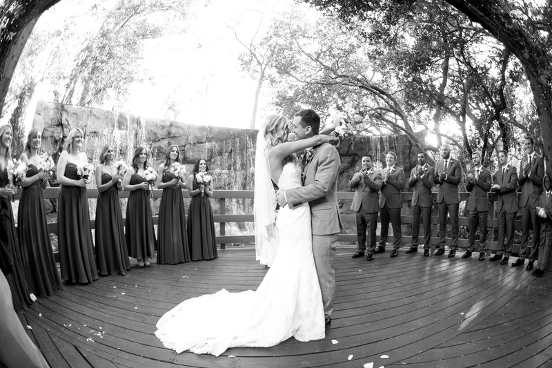 Malibu Calamigos Ranch Wedding Ceremony