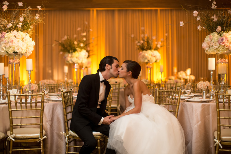 Beverly Hills Ballroom Wedding