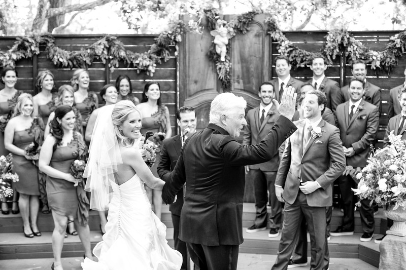Wedding Ceremony in Cambria