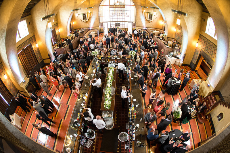 Union Station Wedding Photographer