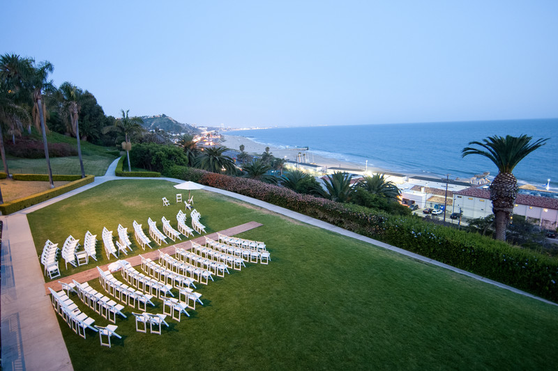 Wedding Photographer at Bel-Air Bay Club