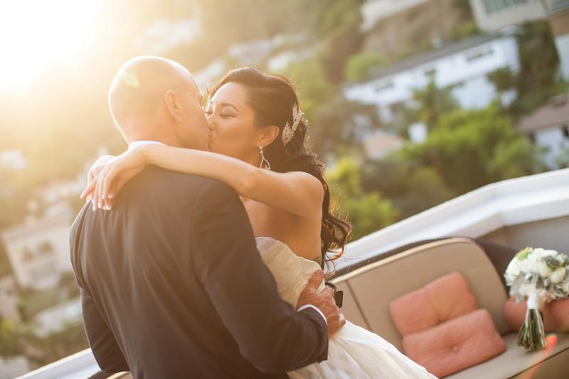 Chateau Marmont Wedding Photography