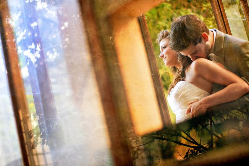 Garden Wedding at Orcutt Ranch