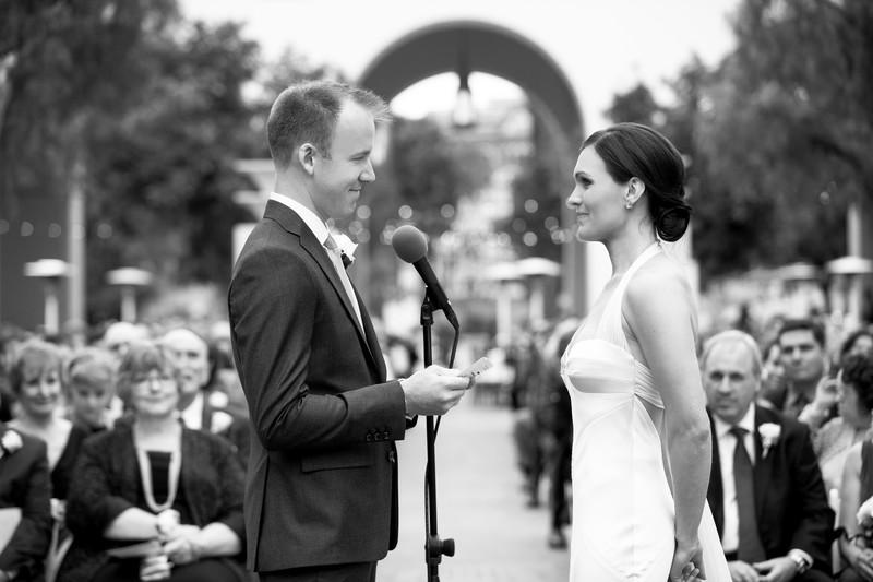 Los Angeles Union Station Wedding Photographer