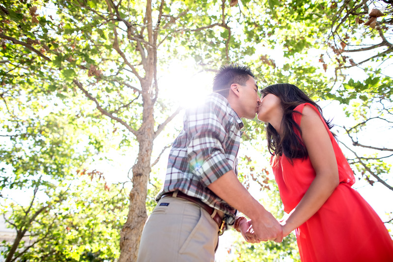 Top Engagement Photography in Pasadena, CA.