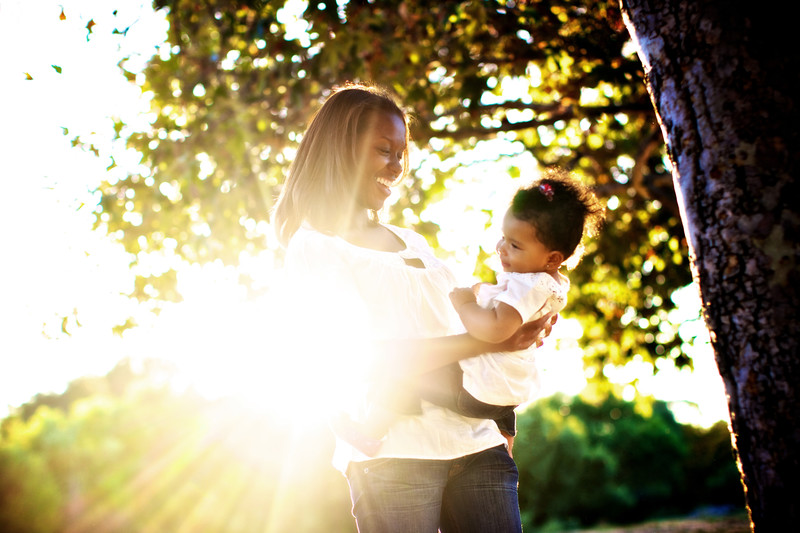 Dynamic Family and Baby Photography in Encino, CA