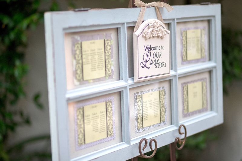 Rustic Wedding Decor Photography