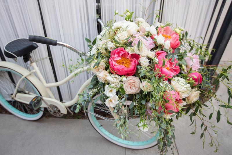 Vintage Wedding Florals Photography
